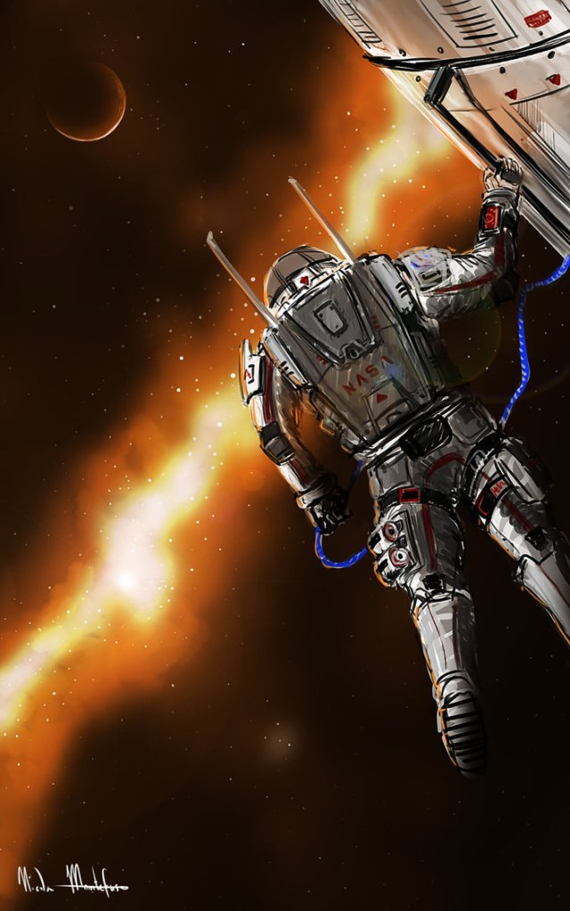 space_walk_speedpaiting_by_nicola_montefusco-d9ce9cu